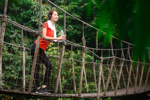 「吊り橋効果」は恋愛に効く!ドキドキで恋に落ちたエピソード